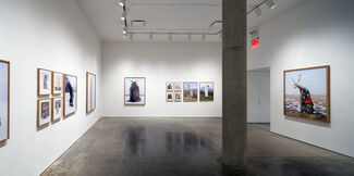 Charles Fréger, installation view