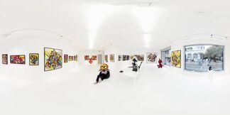 Mist - Helvet Underground, installation view