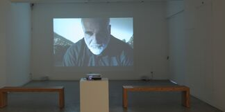 Tension / Mitra Tabrizian, Babak Golkar, Alireza Ghandchi, installation view