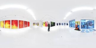 Thierry Furger - Here To Stay, installation view