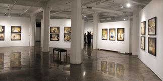 Yale Factor: 4 Decades Retrospective, installation view