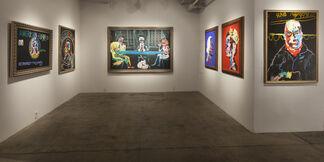 Raw Beauty: Bradley Theodore and Antoine Verglas, installation view