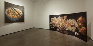 The Chrysanthemum and the Sword, installation view