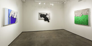 DURCHBRUCH: Troy Simmons Solo show, installation view