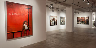 John Mellencamp: The Isolation of Mister, installation view