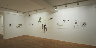 ruby onyinyechi amanze   a story. in parts., installation view