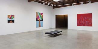 Miriam Schapiro, installation view