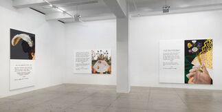 John Baldessari: Movie Scripts/Art, installation view