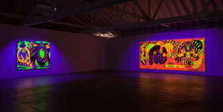CUNT, installation view