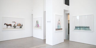 Oded Balilty | White Noise, installation view