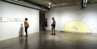 A Better Yesterday, installation view