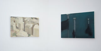 """""""the pleasure is yours"""" Rudy Cremonini, installation view"""
