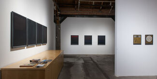 ERIC ORR Paintings, installation view
