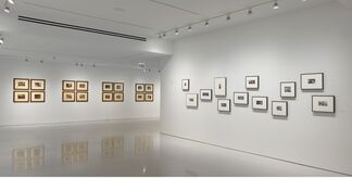 In the Studio: Photographs, installation view