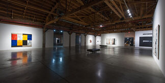 RICARDO MAZAL:  Paintings, installation view