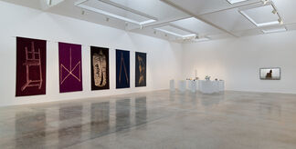 Wide Rule, installation view