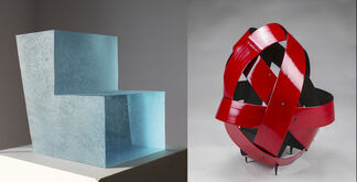 Ann Wolff: Trap or Transit, Jiro Yonezawa: New Works in Bamboo, installation view