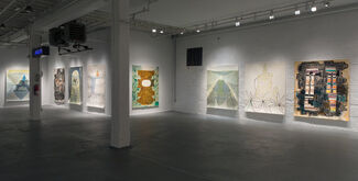 PAPER GIANTS, installation view