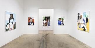 Shirley Villavicencio Pizango: Digging a Hole to the Surface, installation view