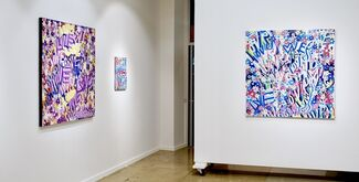 Love and Peace in L.A., installation view