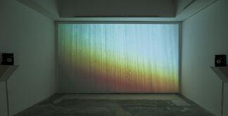Aura Satz | Colour Opponent Process, installation view