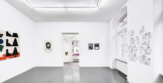 NO JOKE Curated by Sanya Kantarovsky, installation view
