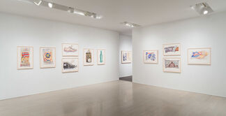 Don Nice: Prints & Watercolors, installation view