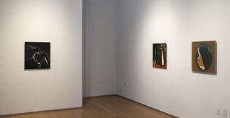 Slipping Sideways, installation view