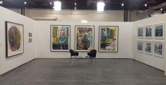 Tiwani Contemporary at FNB JoburgArtFair 2016, installation view