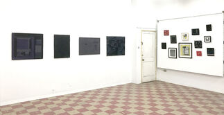 """Lavialle Campbell - """"In The Shadows"""", installation view"""