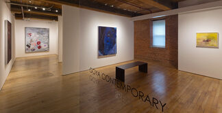 Sally Egbert: Places to Be, installation view