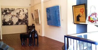 Luxury Travel and Interiors Evening, installation view