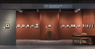 Anthony Meier Fine Arts at ADAA: The Art Show 2016, installation view