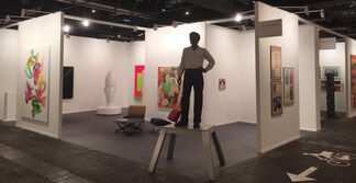 Galeria Senda at ARCOmadrid 2017, installation view