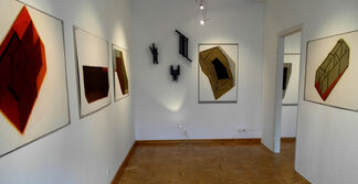 'RUSSIAN FORTRESS', installation view