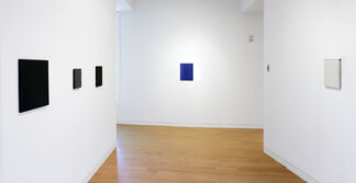 Painting in Four Takes, installation view