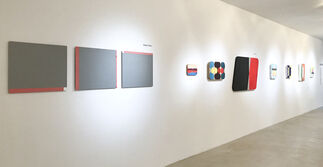 New Geometry II, installation view