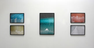 Christopher Russell - Ersatz Infinities, installation view