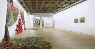 Aiko Tezuka - Rewoven, installation view