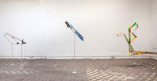 Altarpieces / Gerardo Pulido, installation view