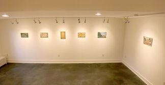 Tiny Mirrors, Brian Rego, installation view