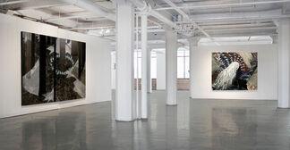 Hi-Point Contact: Michiko Itatani Solo Exhibition, installation view