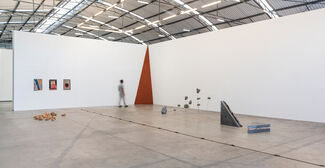 Sara Ramo: Cards on the Table, installation view