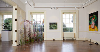 In Living Memory  :  An Exhibition of Contemporary Still-Life  :    Oliver Sears Gallery at Emo Court, installation view