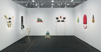 Asya Geisberg Gallery at NADA New York 2016, installation view