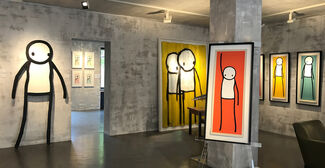 Pop & Urban Art with highlights of the work from Stik, installation view
