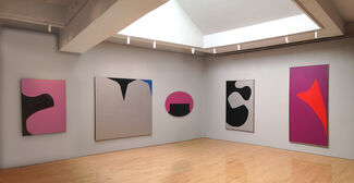 Leon Polk Smith, Paintings and Collages from the 1960s, installation view