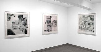 Robert Rauschenberg: Features, installation view