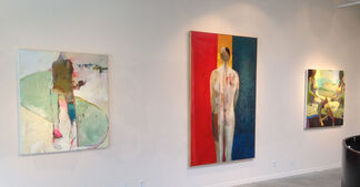 Figures in Abstract, installation view