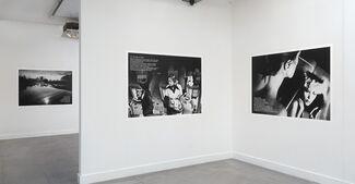 Victor Burgin: UK76, installation view